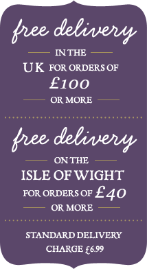 Free Delivery for 12 or more bottles!