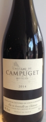 Chateau de Campuget 'Invitation' Red 2014