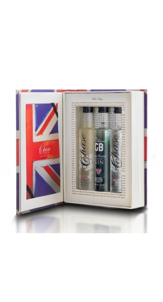 Chase Book Trio Gift Set 5cl x 3 Image 1
