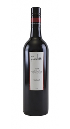 Pauletts Polish Hill River Shiraz 2015 Image 1