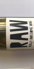 RAW Really Awesome Wine Organic & Vegan Red 2017