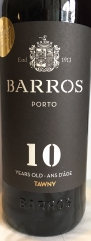 Barros 10yr old Tawny Port